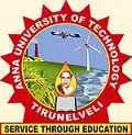 Anna University of Technology Tirunelveli