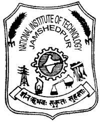 National Institute of Technology Jamshedpur (NIT Jamshedpur)