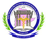 Kaloji Narayana Rao University of Health Sciences